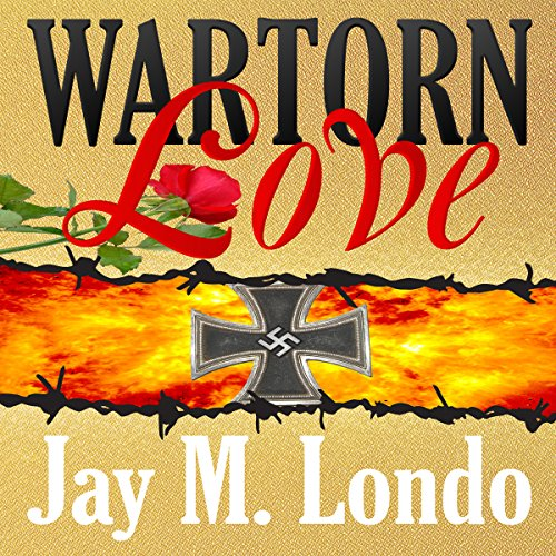 War Torn Love audiobook cover art