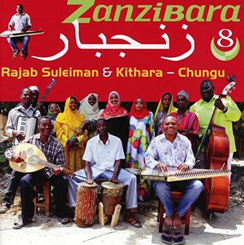 Zanzibara Vol. 8