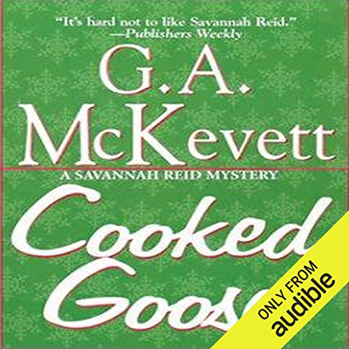Cooked Goose audiobook cover art