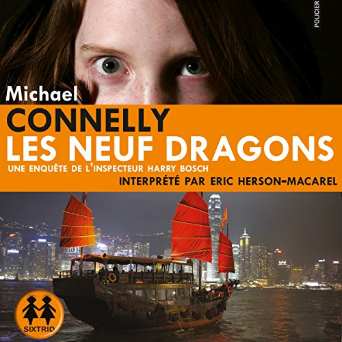 Les neuf dragons (Harry Bosch 15) audiobook cover art