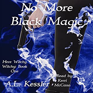 No More Black Magic audiobook cover art