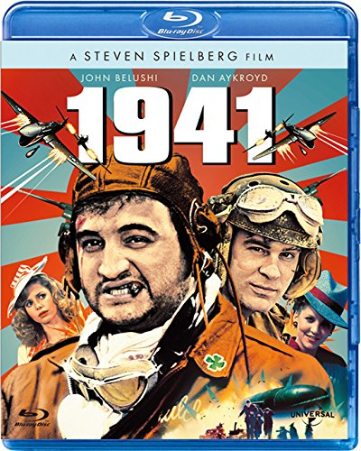 Dan Aykroyd - 1941 (2 Blu-Ray) [Edizione: Giappone] [Italia] [Blu-ray]
