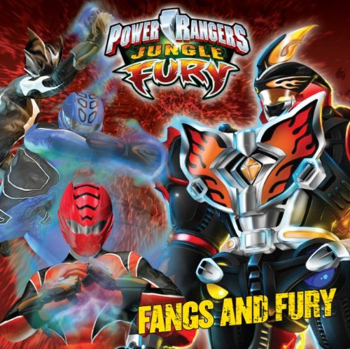 Title: Power Rangers Jungle Fangs and Fury