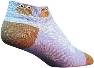 SockGuy, Women's Classic Socks - Small/Medium, Owl