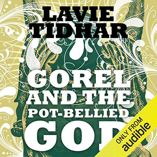 Gorel and the Pot-Bellied God cover art