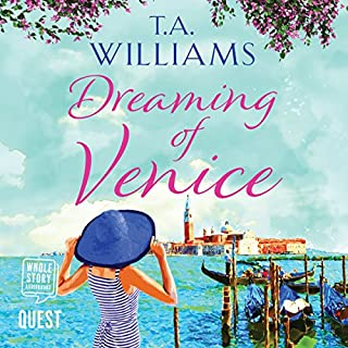 Dreaming of Venice cover art