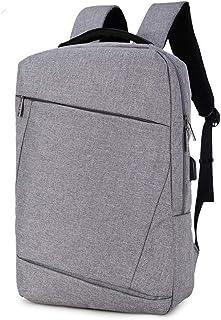 Dengyujiaasj Backpack, Business With USB Charging Backpack Laptop Backpack 15.6 inch