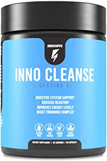 Inno Cleanse - Waist Trimming Complex | Digestive System Support & Aid | Reduced Bloating | Improves Energy Levels | Glute...