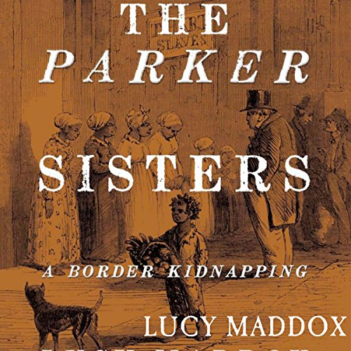 The Parker Sisters audiobook cover art