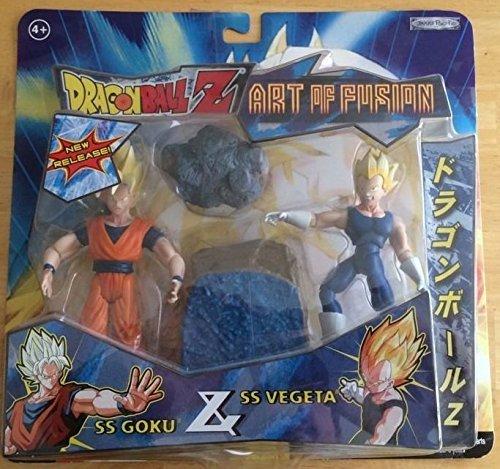 Dragonball Z, SS Goku & SS Vegeta (Art of Fusion)