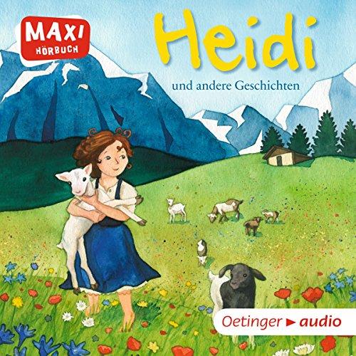 Heidi und andere Geschichten audiobook cover art