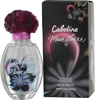 Cabotine Moon Flower Eau De Toilette Spray Women by Gres 3.4 Ounce by Parfums Gres