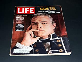 LIFE MAGAZINE: December 14, 1962; Cover Story: Adlai: The leak, the Row, the Truth / Marlon Brando / Russia's Hidden Clash with Red China