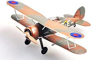 Easy Model British Gladiator Mk.I 112 Sqn RAF RT-E Aircraft 1/72 Finish Plane Pre-builded Airplane