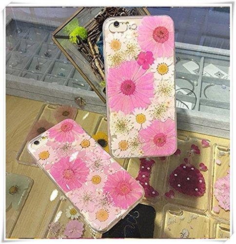 One Life ,one jewerly LG G6 genuino presionado flor seca iphone caso,...