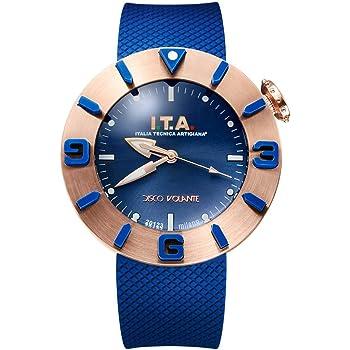 I.T.A(アイティーエー) メンズ レディース 腕時計 DISCO VOLANTE ディスコ ボランテ 31.00.06 国内正規品