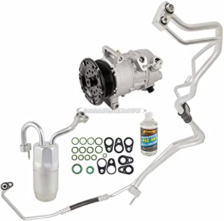 AC Compressor w/A/C Repair Kit For Jeep Compass Patriot & Dodge Caliber 2007 2008 - BuyAutoParts 60-81561RK NEW