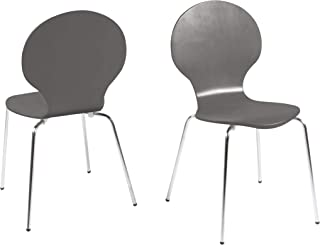 AC Design Furniture h000010541Salle à Manger Lot de 4chaises Jacob