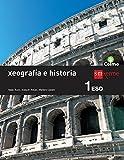Xeografía e historia. 1 ESO. Celme - 9788498545203