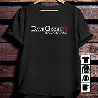 Rock And Grohl Dave Grohl T Shirt, Long Sleeve, Sweatshirt, Hoodie for You
