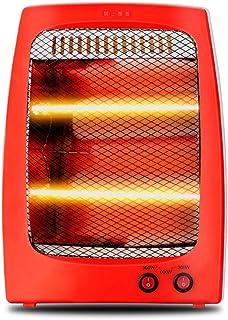 Radiador eléctrico MAHZONG Calentador eléctrico de Ahorro de energía en el hogar, Estufa para Asar de Escritorio, Mini Calentador, Ahorro de energía, caída y Falla de energía-600W