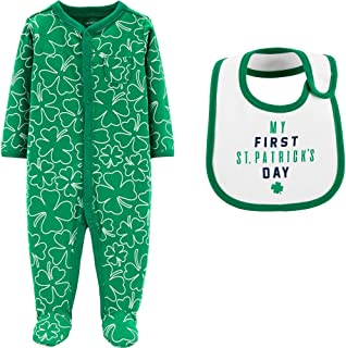 baby girl st patricks day shirt