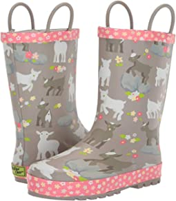 Limited Edition Printed Rain Boots (Toddler/Little Kid/Big Kid)