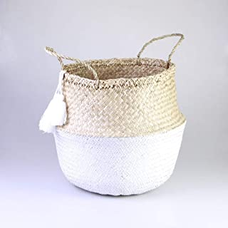 dipped seagrass basket