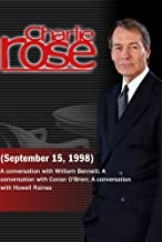 Charlie Rose September 15, 1998