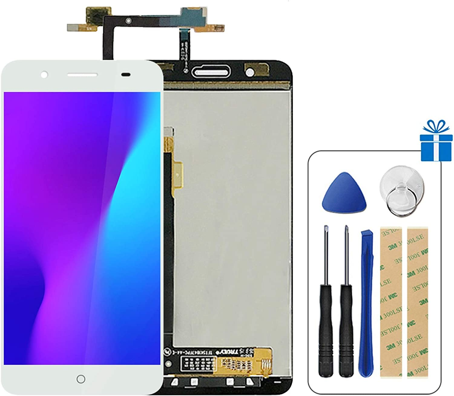 XCYY Fit for ZTE Blade A610 Plus Touch LCD High material S Display A2 and San Jose Mall