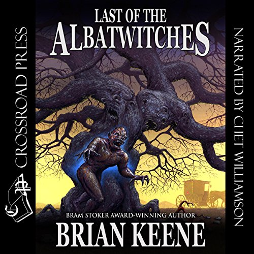 Last of the Albatwitches audiobook cover art