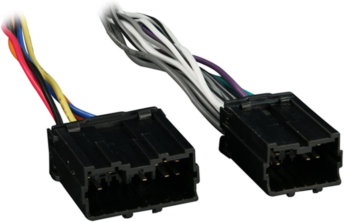 Metra 70-9220 Radio Wiring Harness for Volvo 93-08 Power/4 Speaker