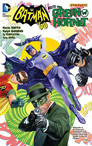 Batman '66 Meets the Green Hornet (English Edition)