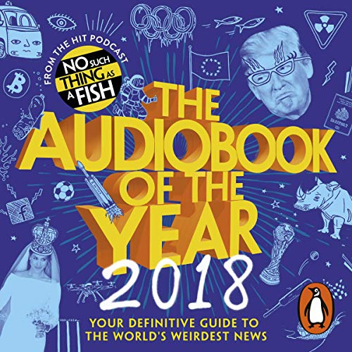 The Audiobook of the Year (2018) audiobook cover art