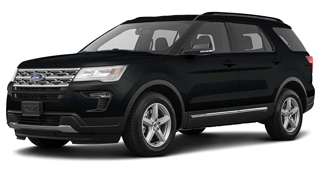 Black Ford Explorer >> 2019 Ford Explorer