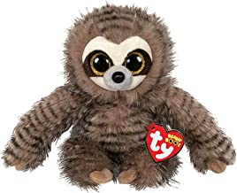 Ty 36692 Sully Sloth-Beanie Boos, Multicolor