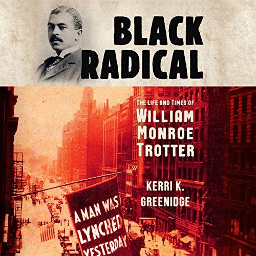 Black Radical audiobook cover art
