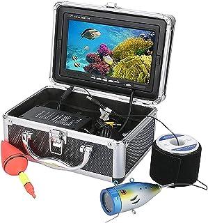 AFSDF Monitor de Pesca de cúpula bajo el Agua Video Fishfinder Subatwater Cámara para el Sistema de Examen de Color