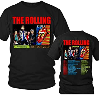 Rolling Rock And Roll Band Lovers Stone The T-Shirt Tour 2019, Band T-shirt, Rock T-shirt, Gift For Fan Unisex T-shirt - Premium T-shirt - Hoodie - Sweater - Long Sleeve - Tank Top