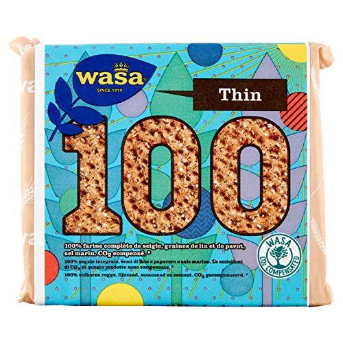 Wasa Fette Biscottate Integrali, 245g