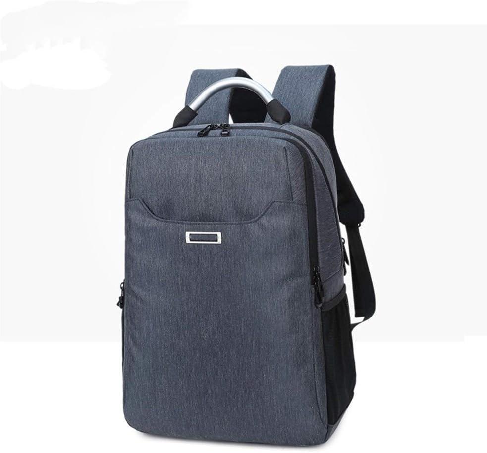 DQJKL Camera Backpack Camera Backpack Waterproof Photography Bag Large Capacity Multifunctional Camera Backpack Camera Bag Color : Blue, Size : 28x41x14cm