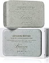 Baxter of California Men's Exoliating Body Bar Soap for Men| Cedarwood and Oak Moss..