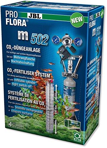 JBL ProFlora m502 CO2 Anlage