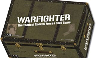 Warfighter – The Tactical Special Force Card Game: Expansion 9 – Footlocker