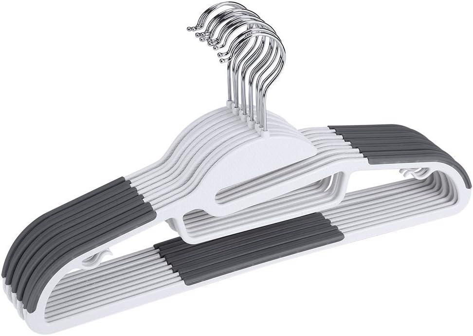 40pcs Anti-Slip Popularity Clothes Hanger Wardrobe D Garment Multi-Function Popular products