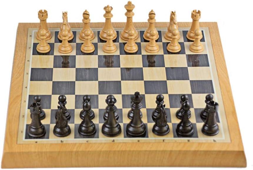 QIAOLI International Chess Sacramento Mall Set with Box Credence Magnet Storage Boa
