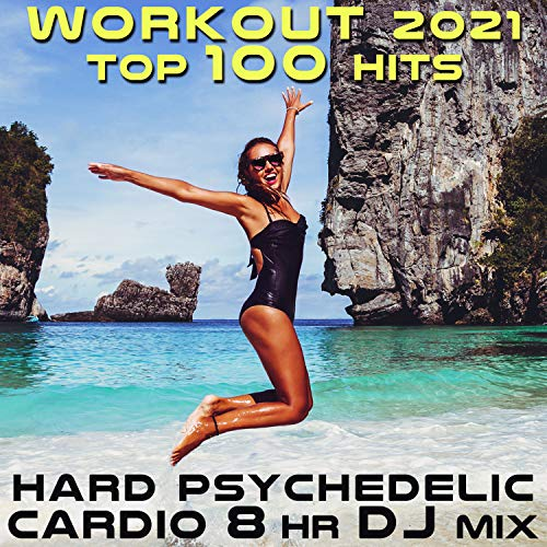 Get Your Body To Pump Juices Into Your Joints (140 BPM Psychedelic Trance Fitness Mixed)