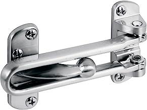 Prime-Line Products U 10308 Prime Line Trava de barra giratória, 5,3 cm L, zinco fundido, níquel acetinado