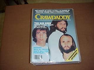 Crawdaddy Magazine (The bee Gees , Springsteen returns , Rock'N Roll)