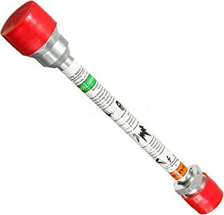 Jewboer Airless Paint Sprayer Spray Gun Tip Extension Rod Pole (8 Inches/20CM)